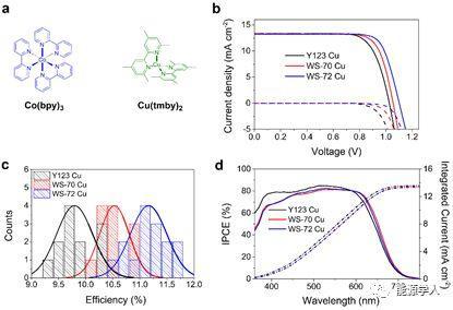 全面调控染料敏化太阳能电池中的电压损失:全固态DSSCs实现11.7%能量转换效率