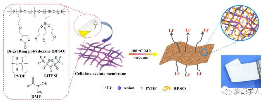 北科大范丽珍EnSM:全固态锂硫电池用高盐型聚硅氧烷基固体电解质