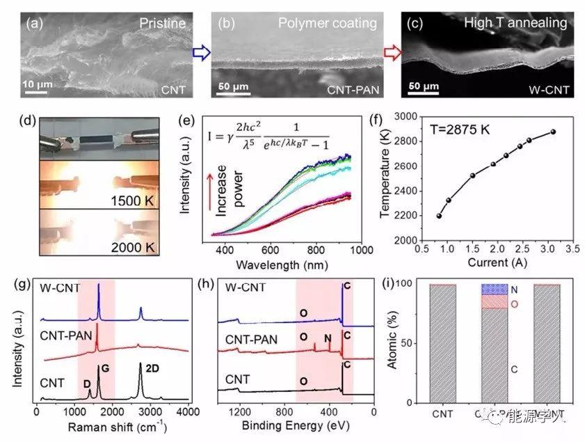 马里兰大学胡良兵ACS Nano:水系电池的集流体用互联的碳纳米管