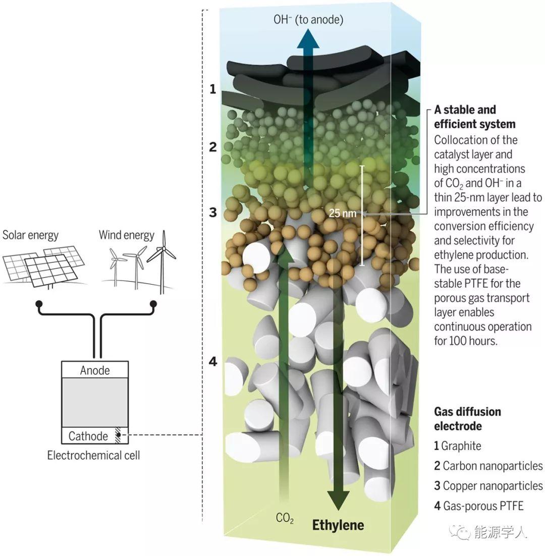 "Science:将""二氧化碳""转化为燃料"