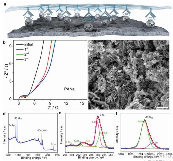 Advanced Energy Materials:具有超高循环稳定性的柔性水系碱性电池