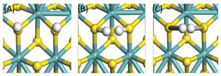 【能源催化】声化学法制备1T-MoS2纳米片负载单原子用于双功能电催化