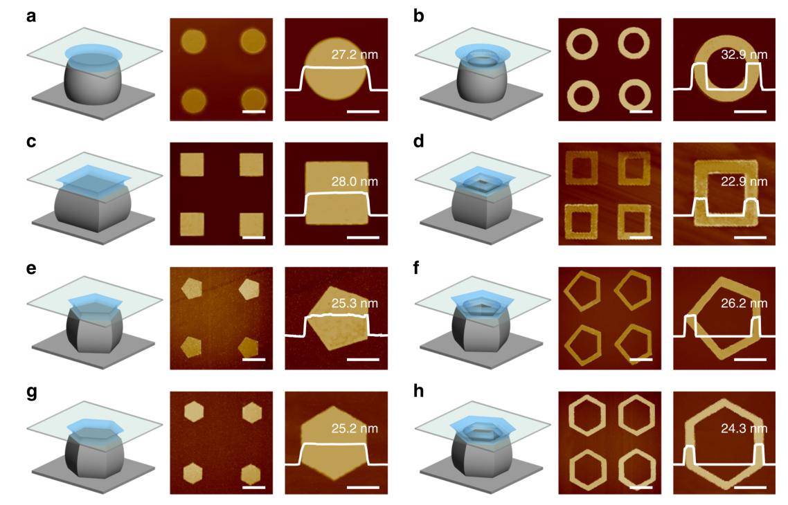 理化所Nat. Commun.纳米限域结晶化制备有机超薄纳米结构阵列