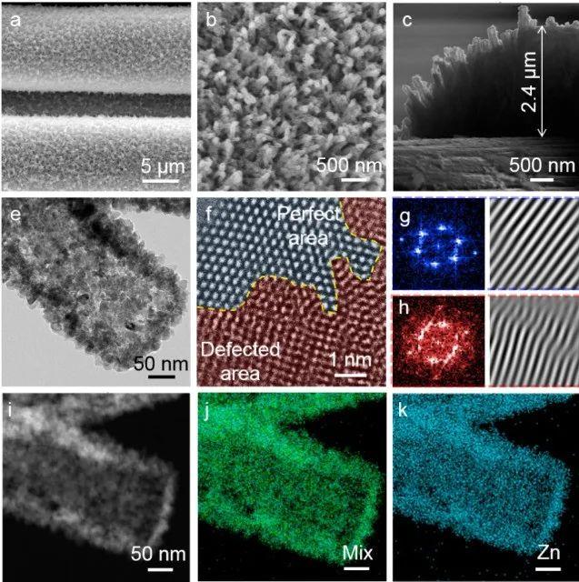 陕西科技大学/西安大略大学AEM:MoS2-MoN异质结构协同加速多硫化物转化目标高能量密度锂硫电池
