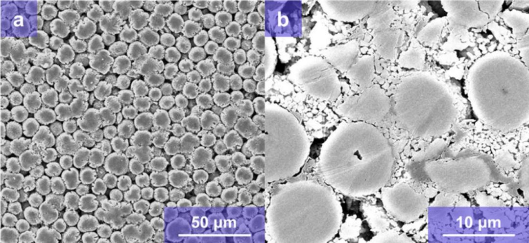 A. Manthiram:压延对无钴高镍电化学性能的影响及其机理解释
